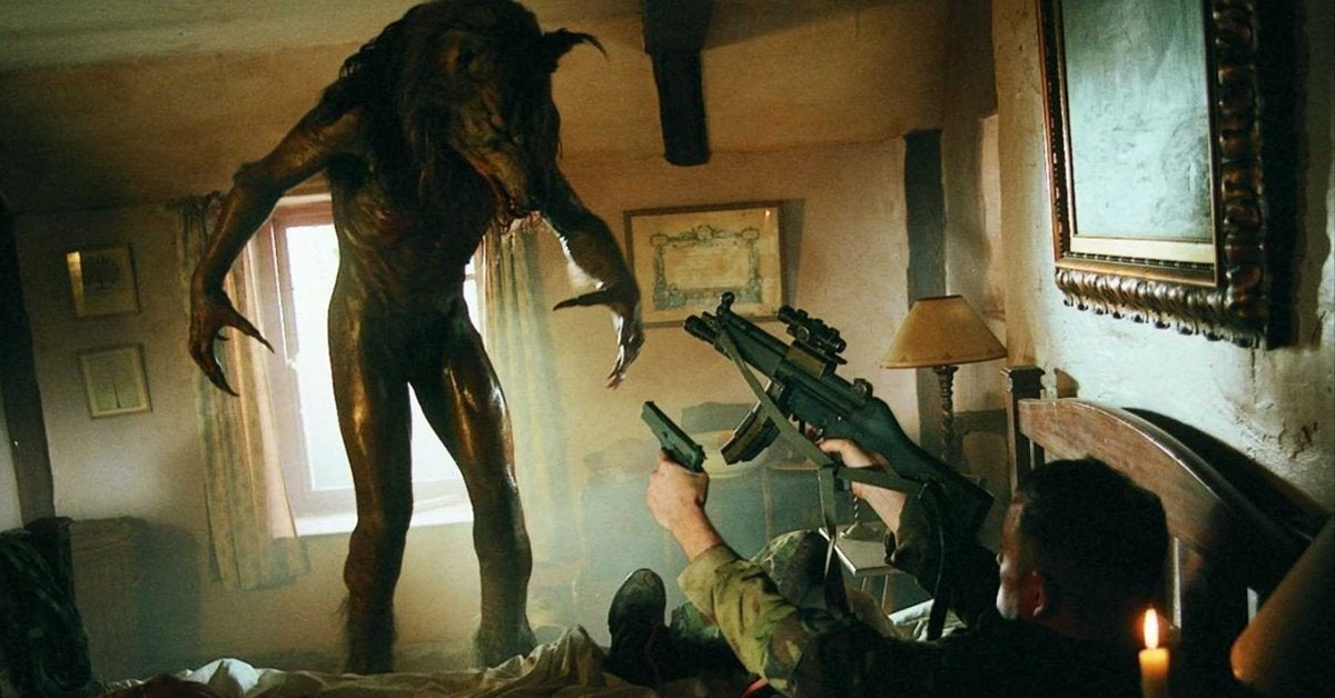 dog soldiers movie werewolf 2002