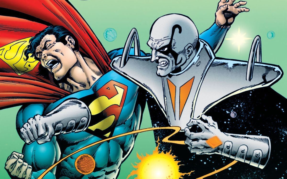 DC Generations Forged: Who Is Dominus?