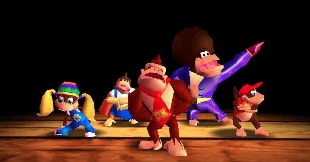 Donkey Kong Rap