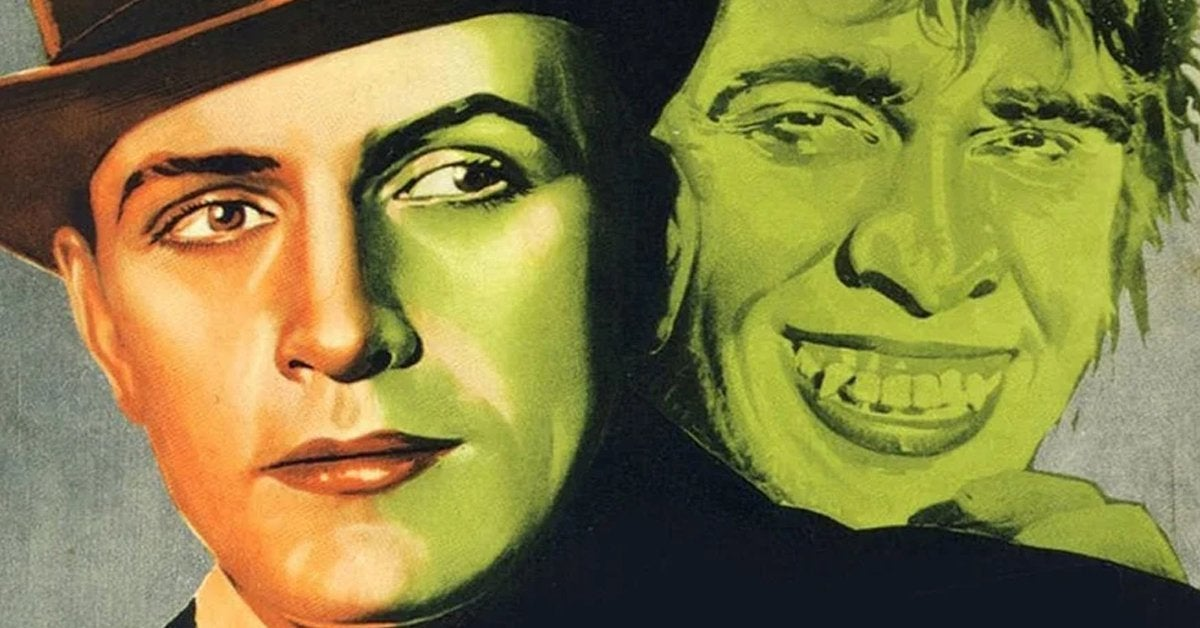 dr jekyll mr hyde movie poster