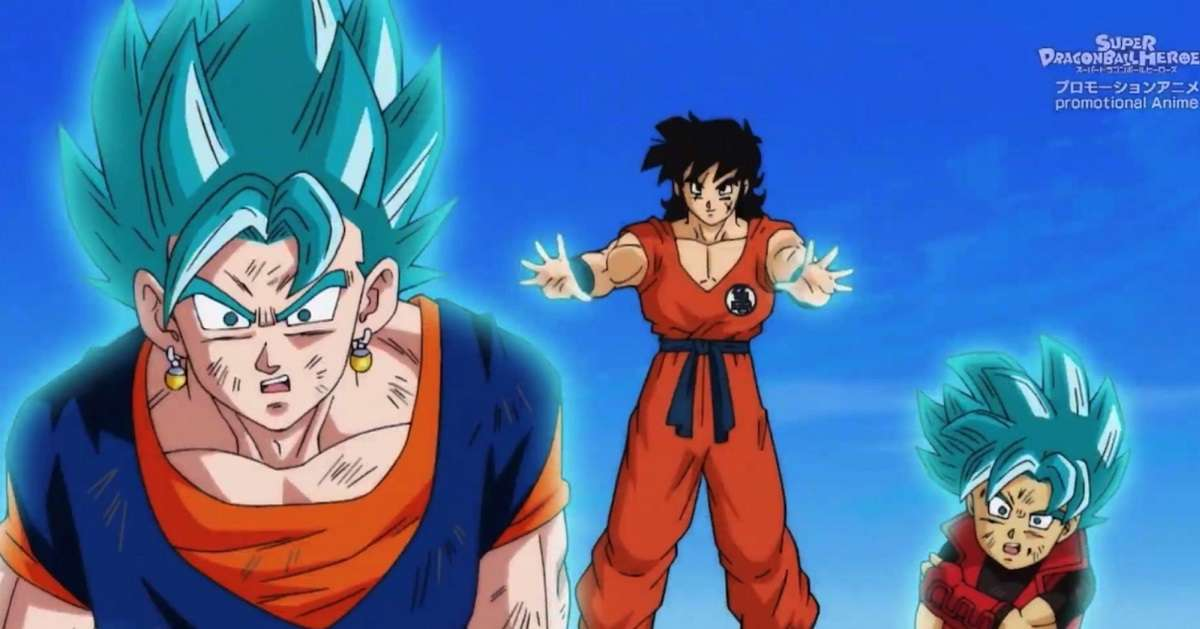 Dragon Ball Heroes Yamcha