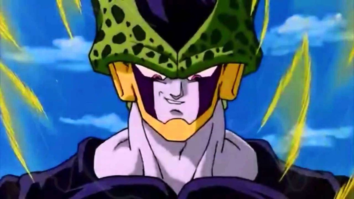 Dragon Ball Perfect Cell