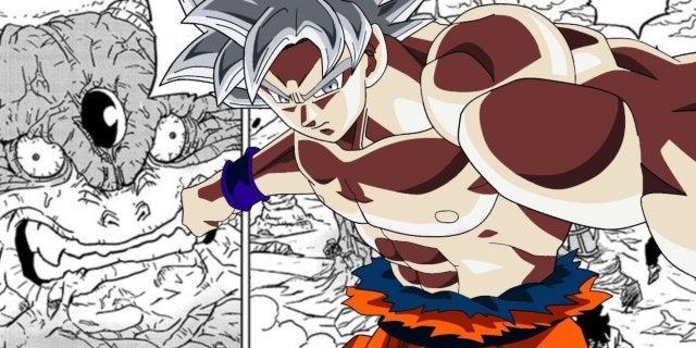 Dragon Ball Super Divine Power Downside Goku Ultra Instinct Moro Spoilers Manga