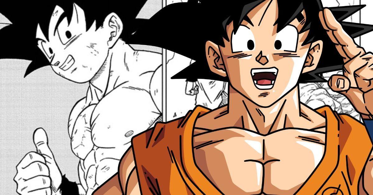 Dragon Ball Super Goku Leaves Earth Farewell Spoilers Manga