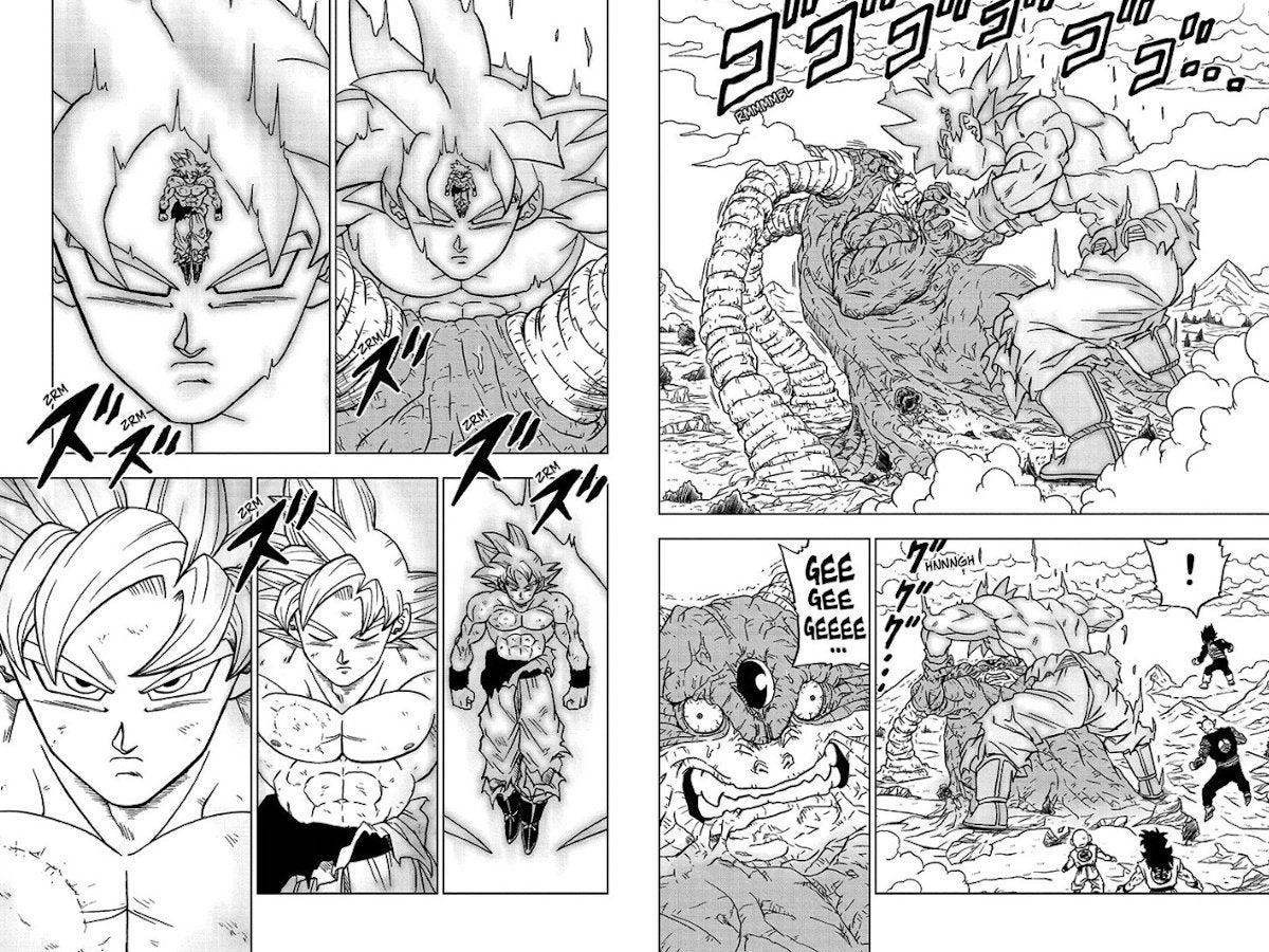 Dragon Ball Super Goku New Ultra Instinct God Powers Avatar