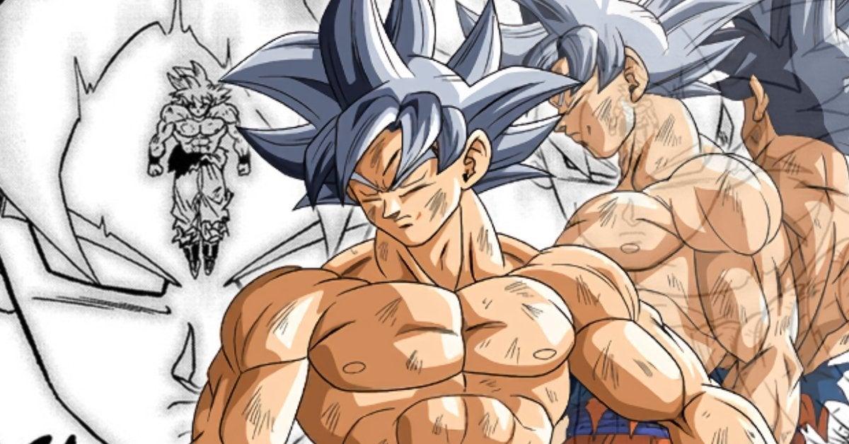 Dragon Ball Super Goku Ultra Instinct Overpowered Majin Buu Arc Spoilers Manga