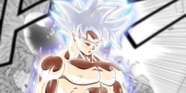 Dragon Ball Super Goku Ultra Instinct Powers Angelic Law Rules