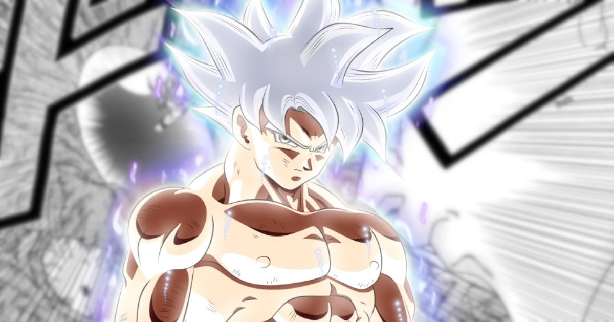 Dragon Ball Super Goku Ultra Instinct Powers Angelic Law Rules