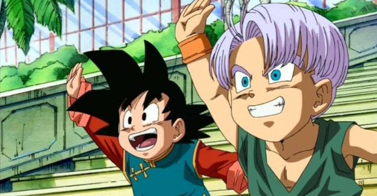 Dragon Ball Super Goten And Trunks Status