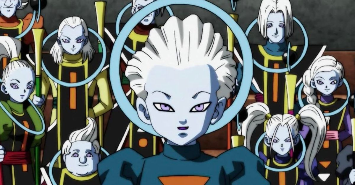 Dragon Ball Super Grand Priest Anges