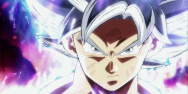 Dragon Ball Super Ultra Instinct Goku