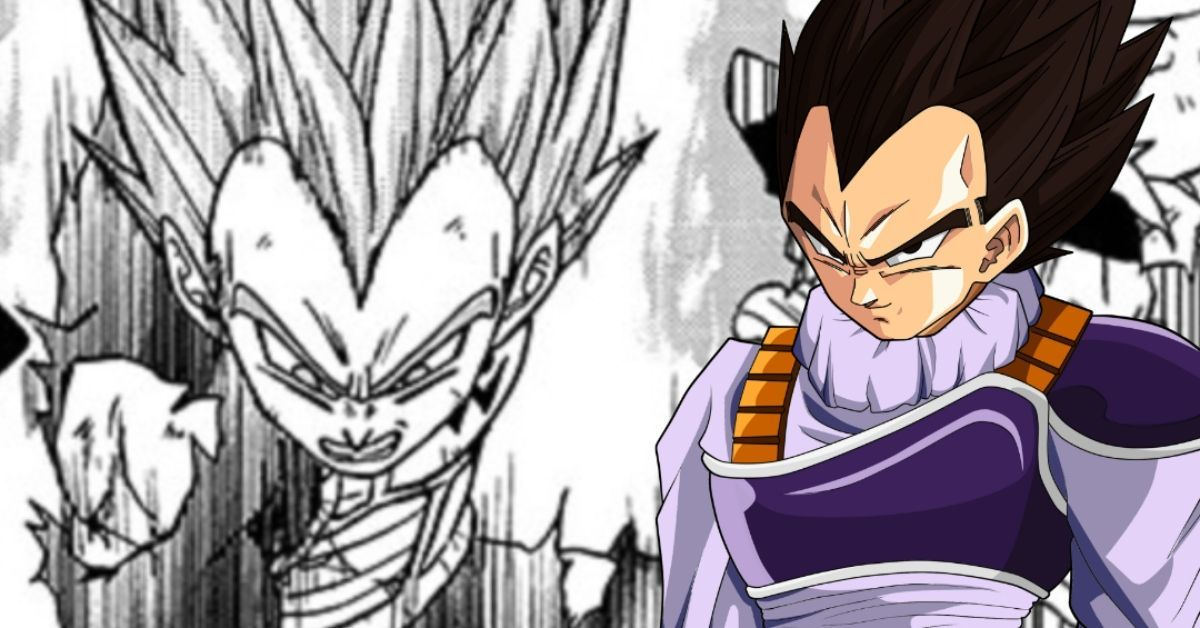 Dragon Ball Super Vegeta New Spirit Control Ability Spoilers Manga