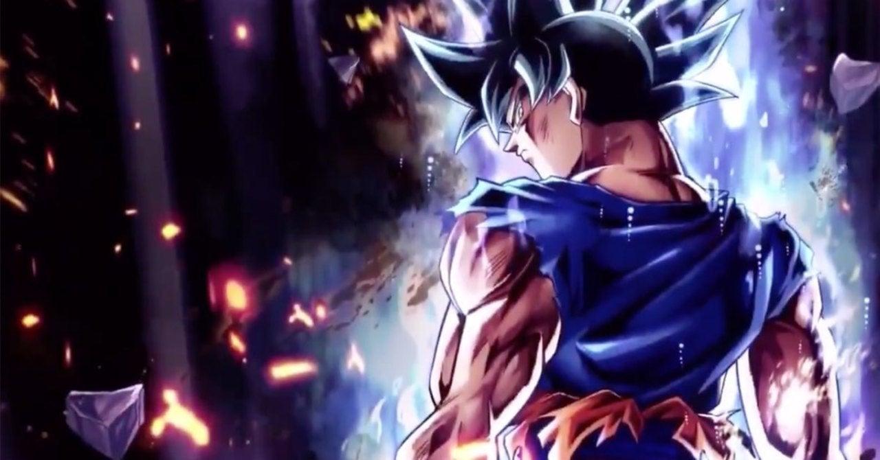 Ultra Instinct Goku Dragon Ball