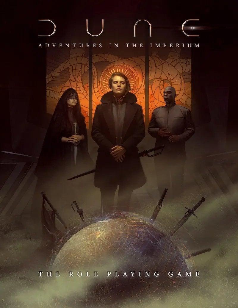 Dune Adventures in the Imperium