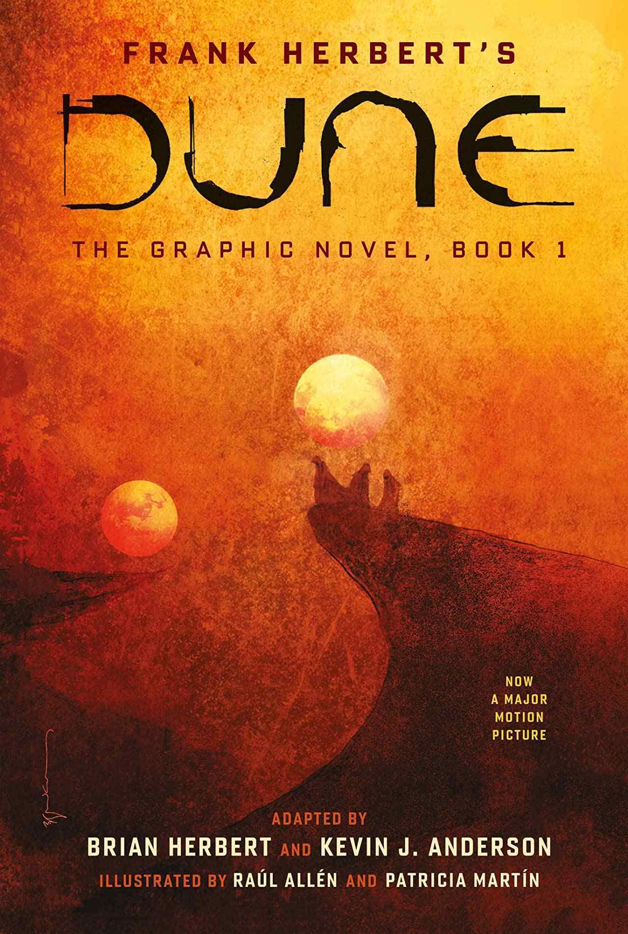 DUNE The Graphic Novel
