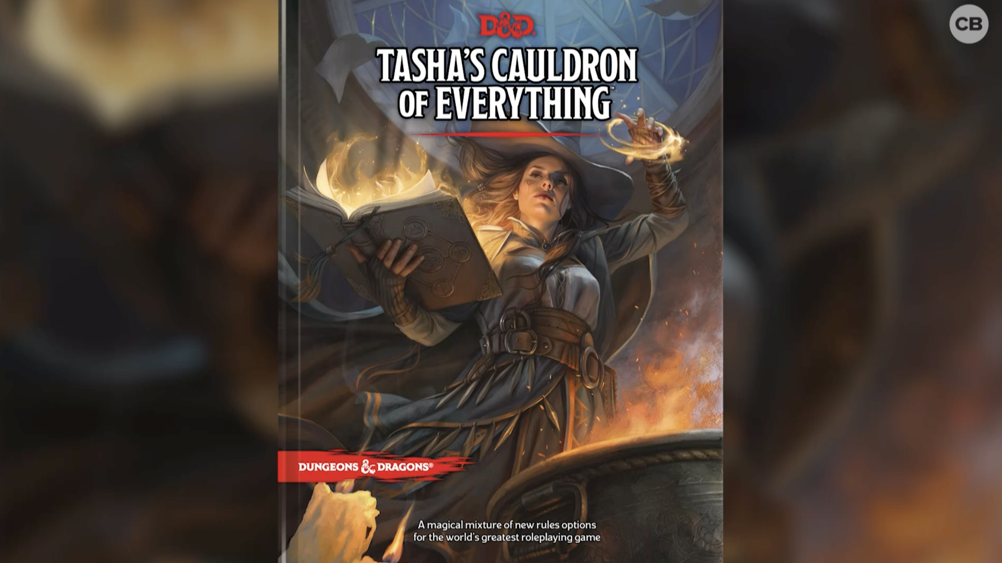 Dungeons & Dragons - Tasha's Cauldron of Everything Opens Up the World of D&D