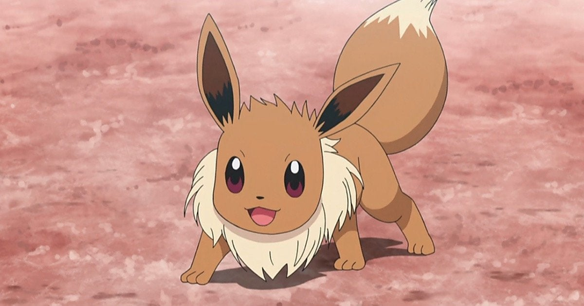 Eevee Pokemon
