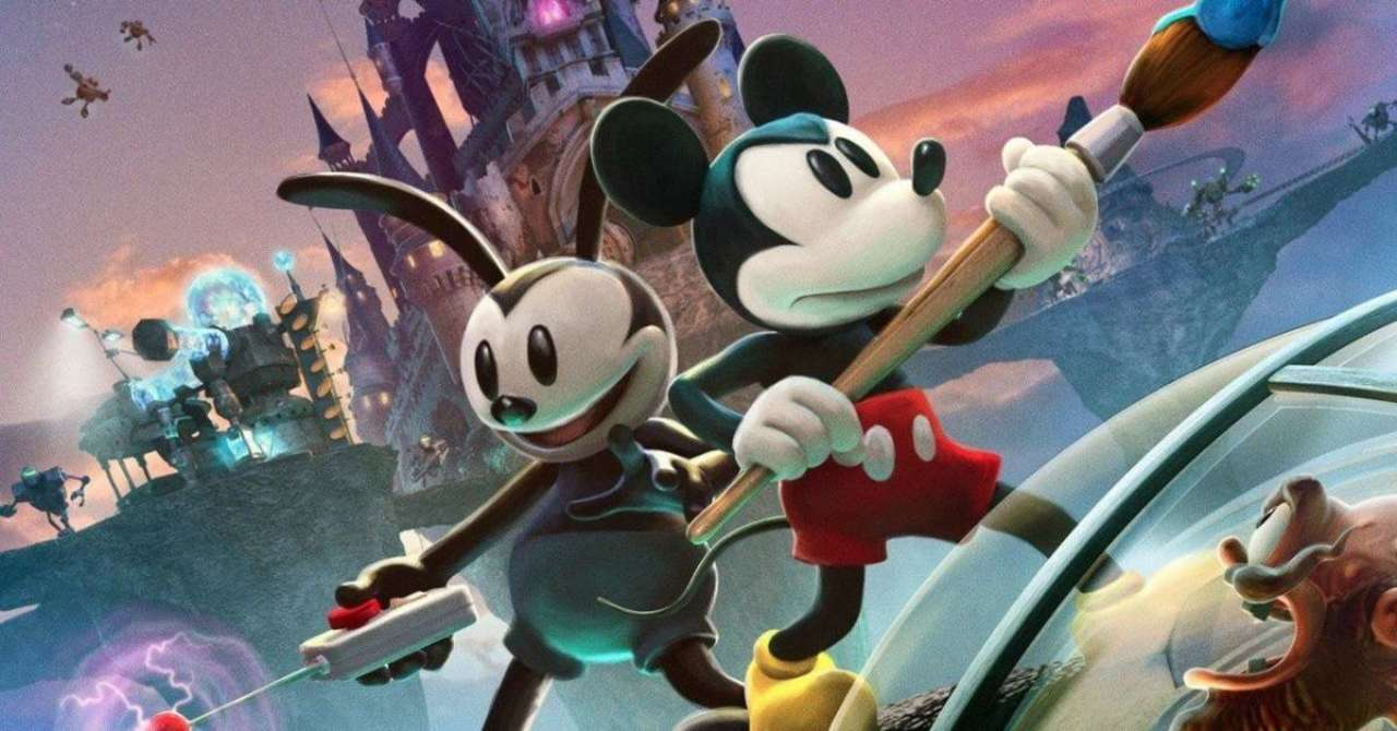 Could New Epic Mickey Merchandise Hint at a New Game? - ComicBook.com