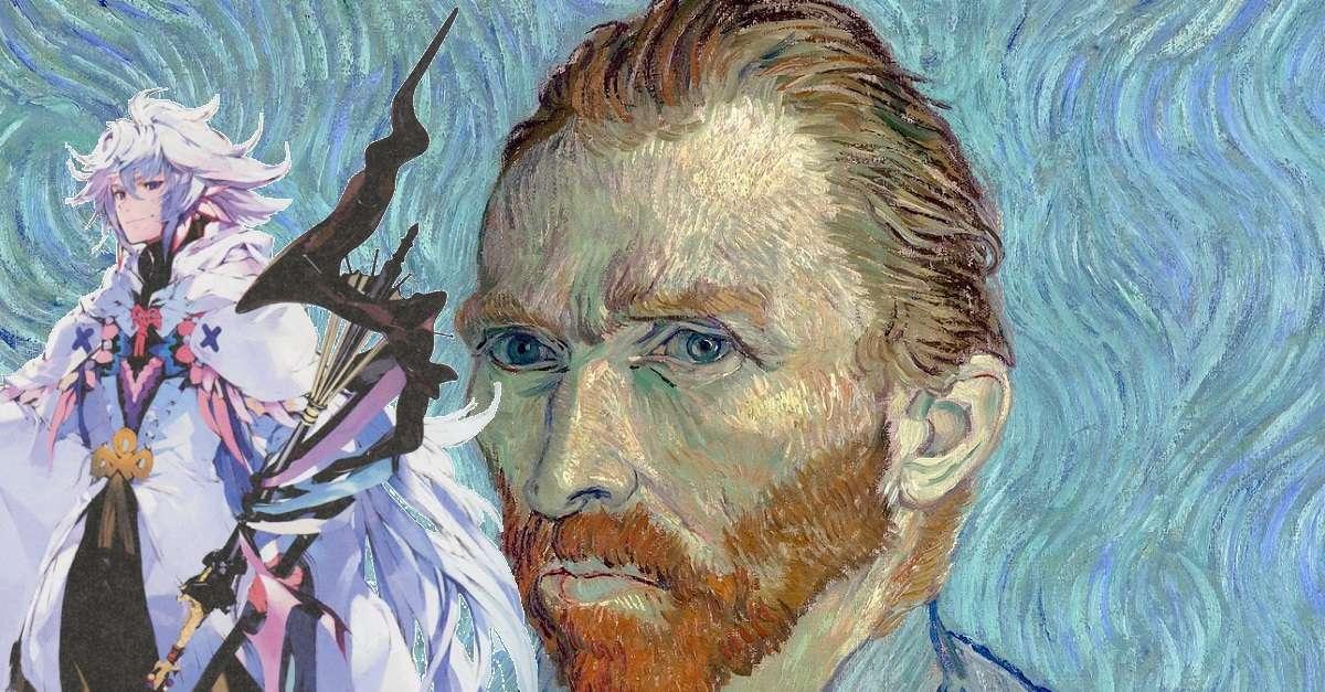 Fate Grand Order Van Gogh