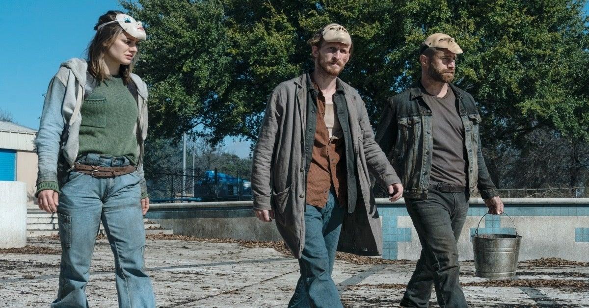 Fear the Walking Dead Dwight Rollie Sherry 605 Honey