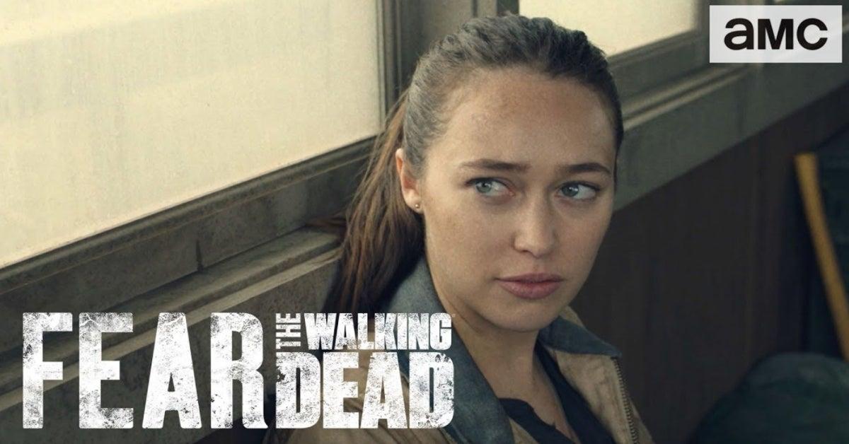 Fear the Walking Dead midseason finale 607 Alicia