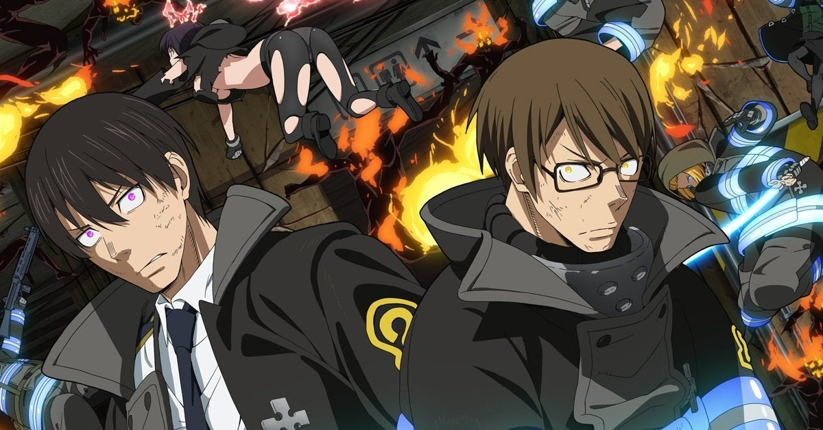 Fire Force Season 2 Operation Nether Investigation Arc
