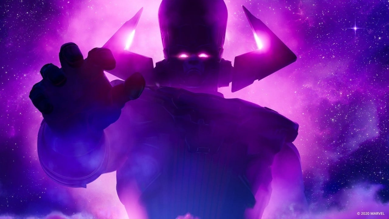 Fortnite Shares New Galactus Event Tease - ComicBook.com