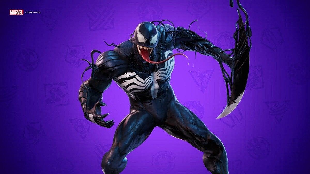 Fortnite Venom