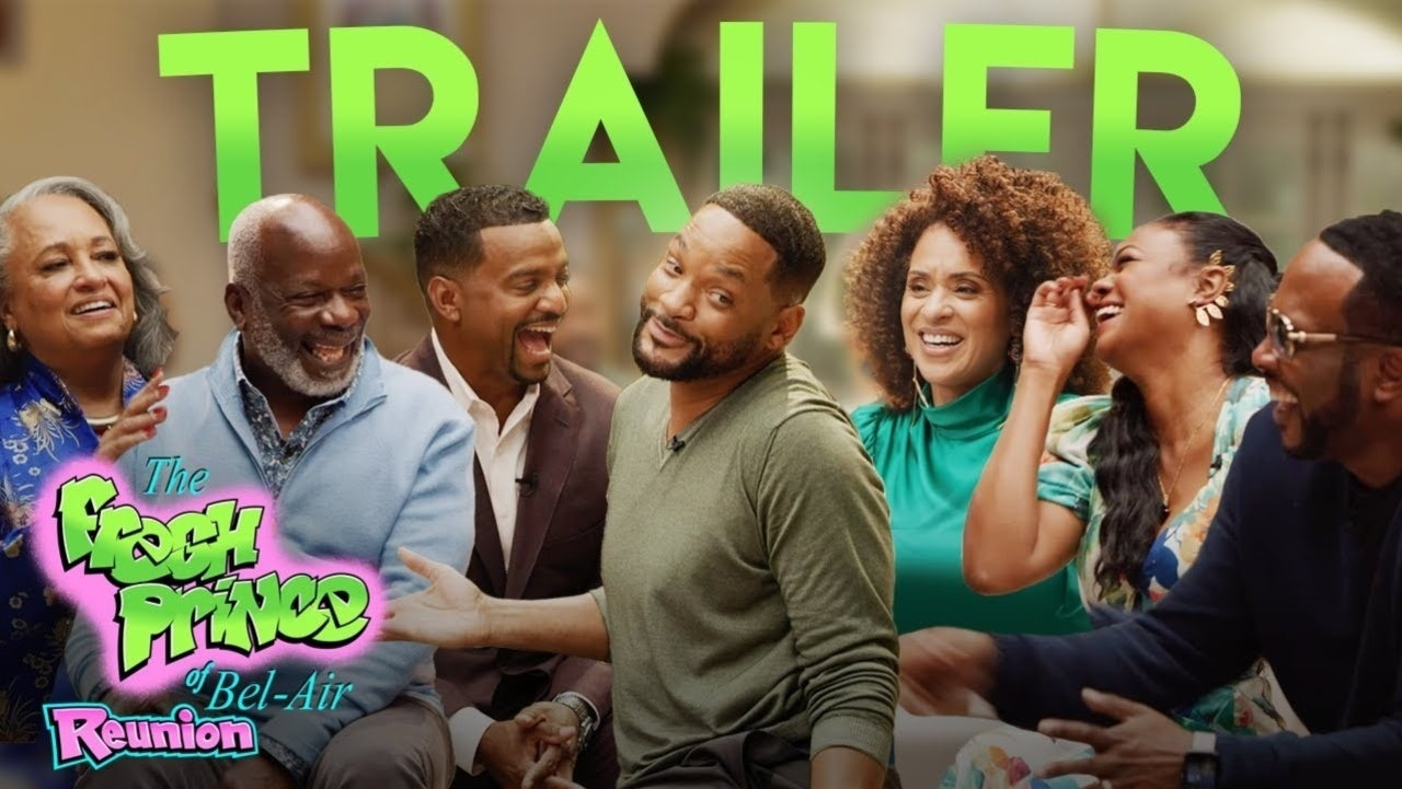 The Fresh Prince of Bel-Air Reunion Trailer and Release Date Revealed