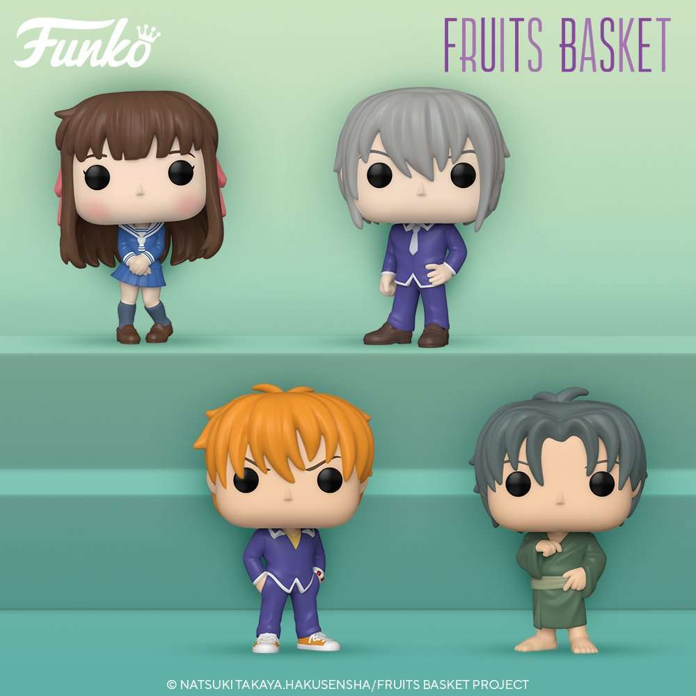 fruits-basket-funko-pops
