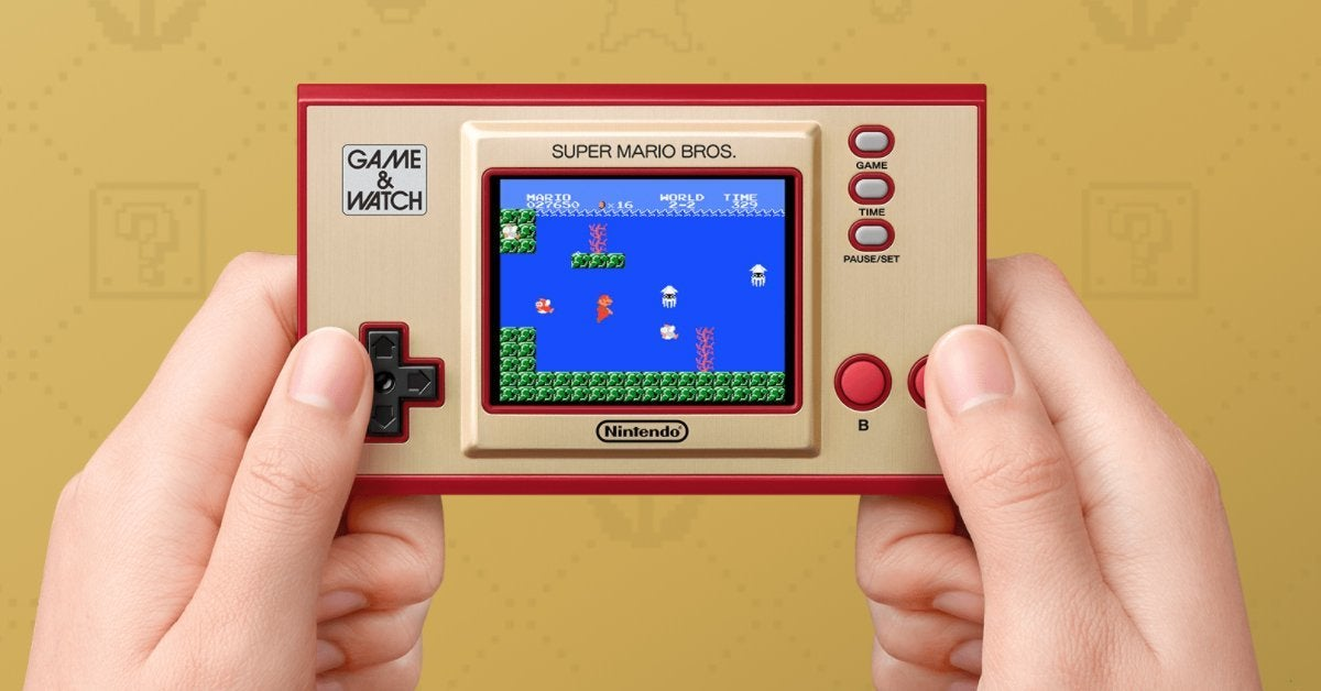 game-and-watch-nintendo