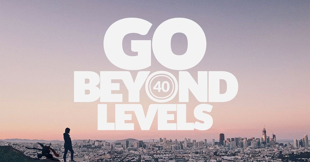 go beyond levels