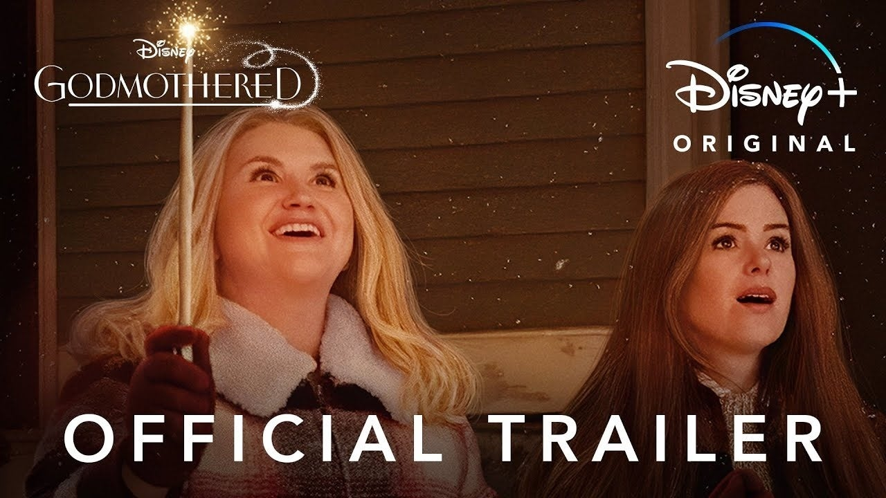 godmothered disney trailer