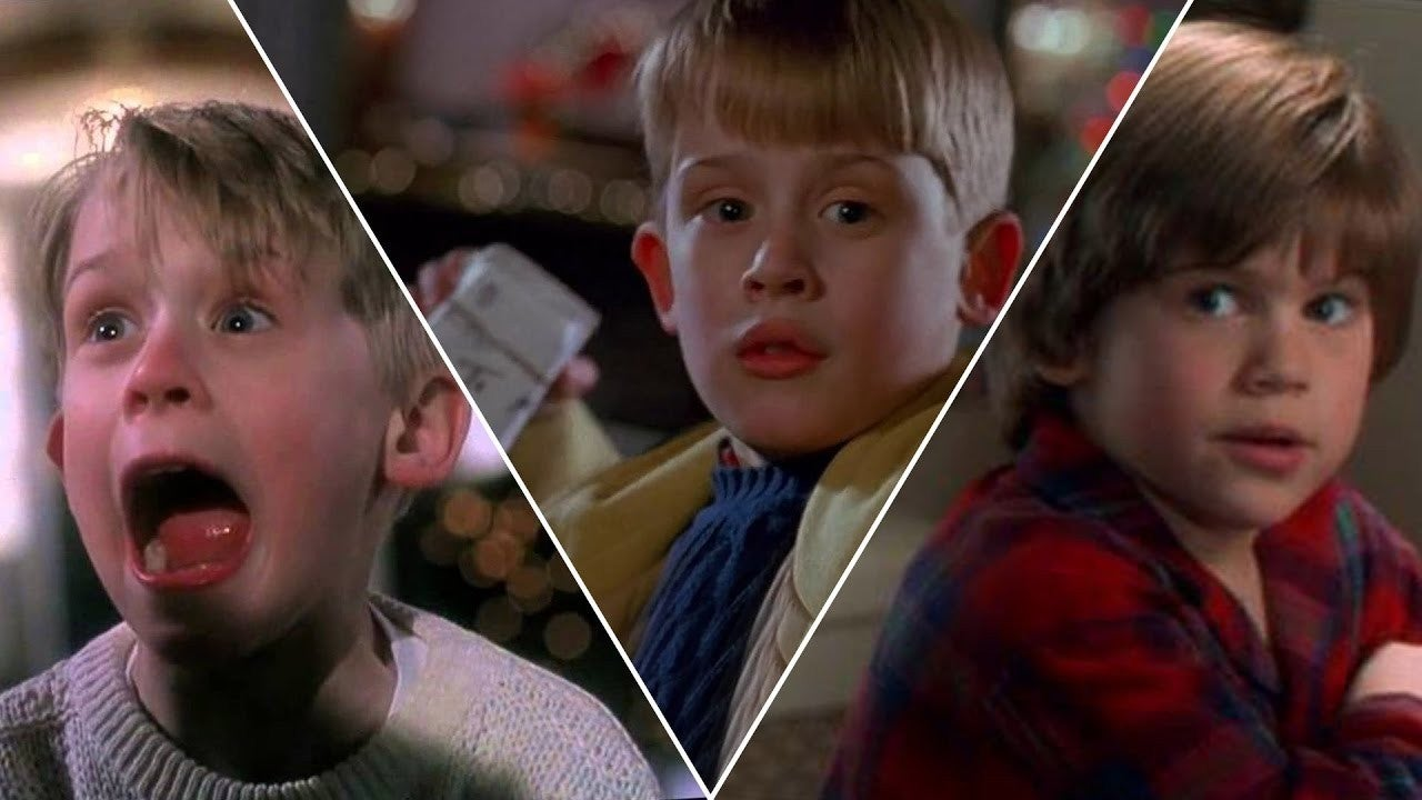 Home Alone Trilogy on Disney Plus