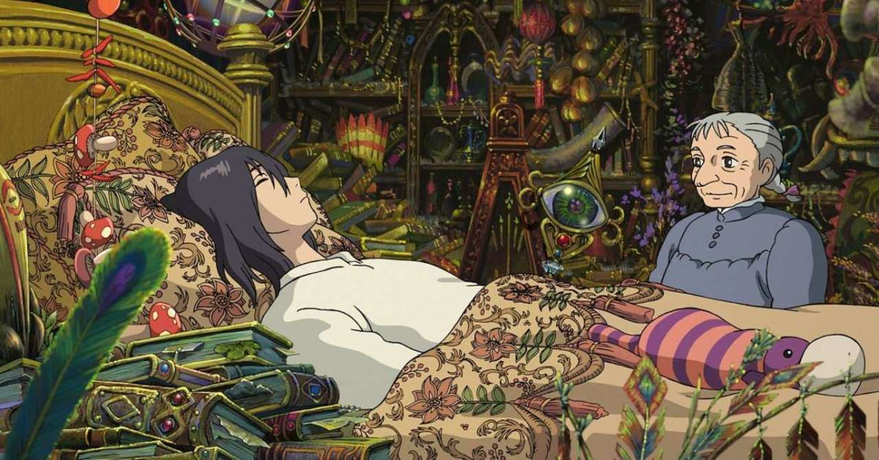 Studio Ghibli Fans Notice a Heartwarming Secret in Howl's Moving Castle