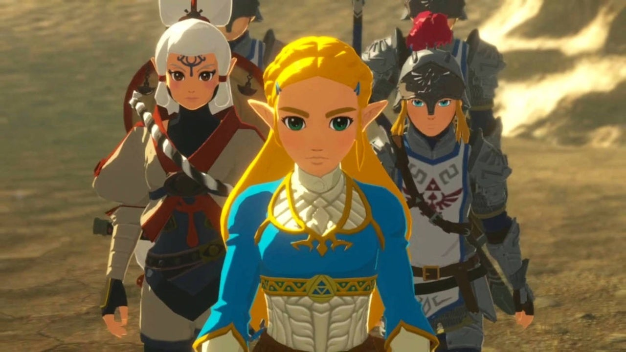 Hyrule Warriors Age Of Calamity Leak Reportedly Reveals Dlc Characters