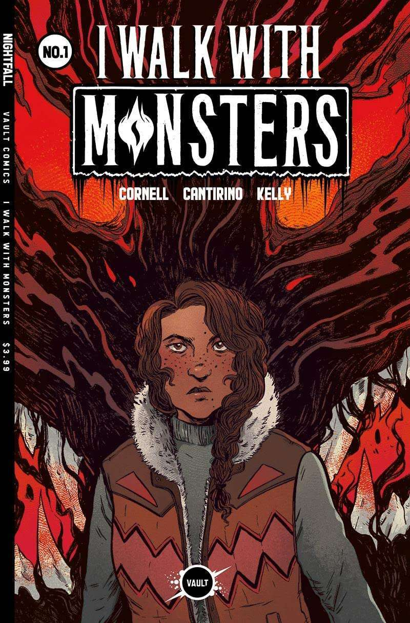 I Walk With Monsters #1