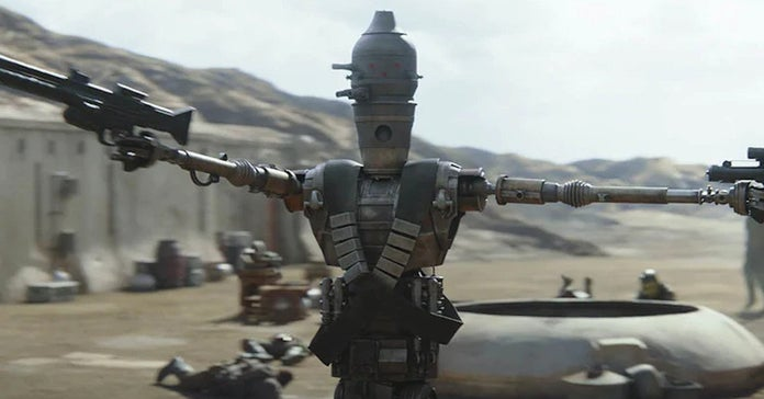 IG-11 Star Wars