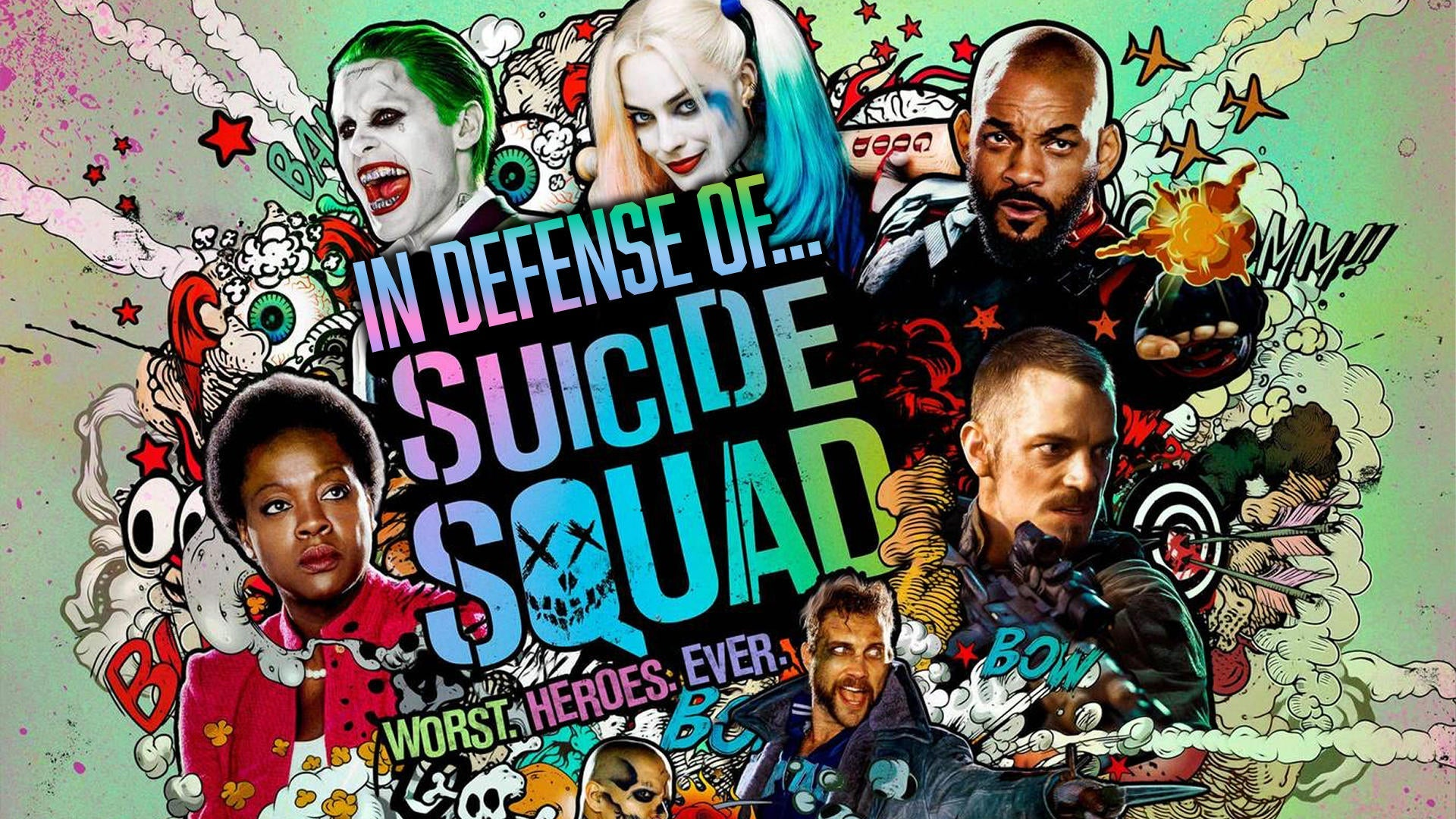 In Defense of Suicide Squad (2016)