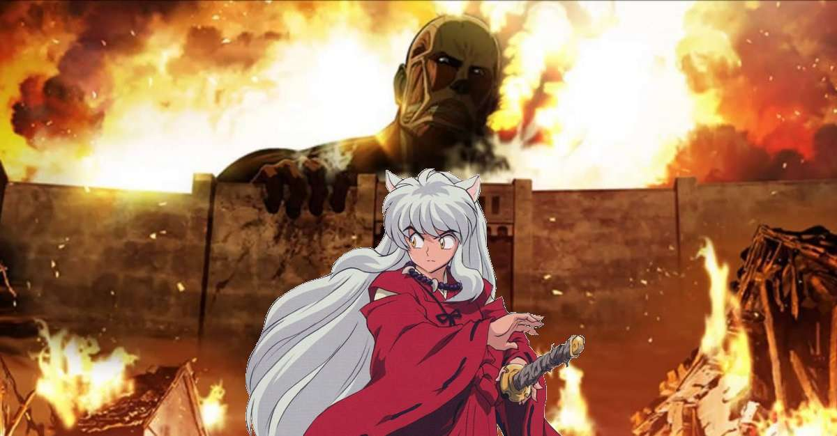 Inuyasha Creator Attack On Titan