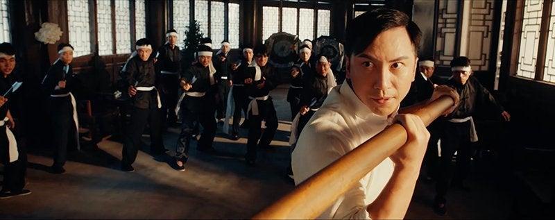 ip man kung fu master 3