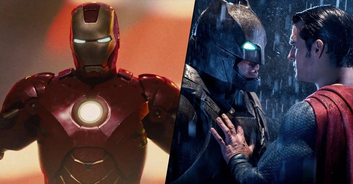 iron man 2 batman v superman