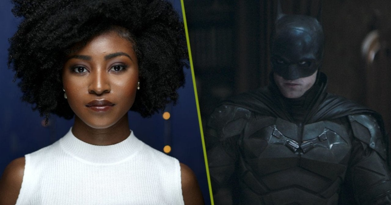 The Batman: Jayme Lawson Reveals First Details About Her New Character