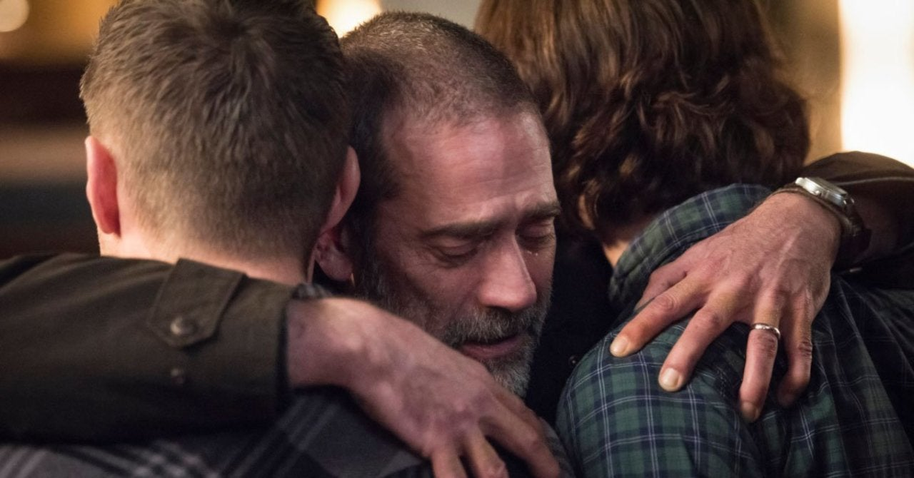 Jeffrey Dean Morgan Pays Tribute to Supernatural for Series Finale