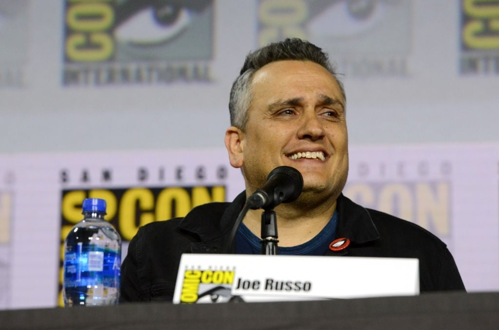 joe russo san diego comic con