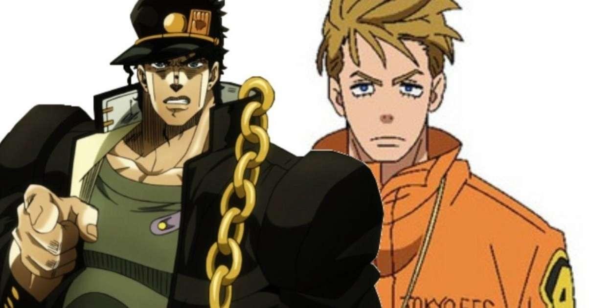 JoJo's Fire Force Anime