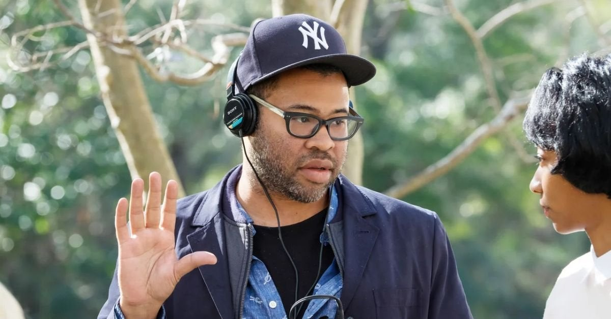 jordan peele new movie get out us three