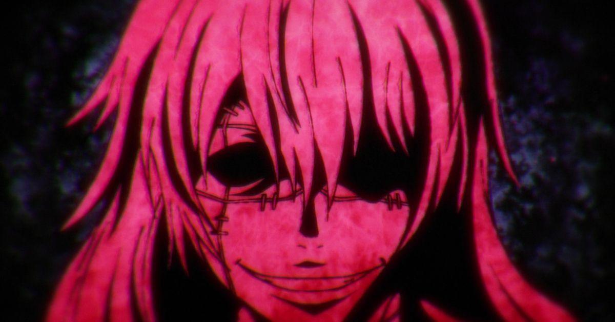 Jujutsu Kaisen Mahito Villain Anime Debut