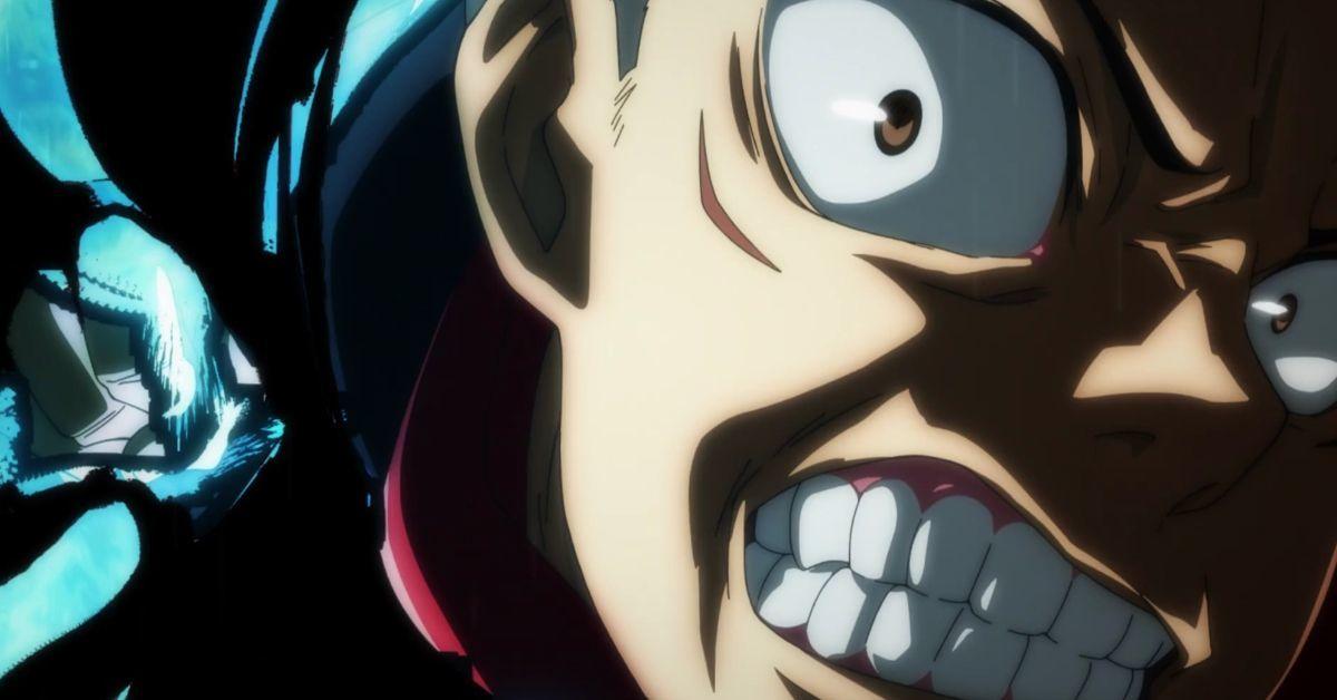 Jujutsu Kaisen Yuji Divergent Fist Anime