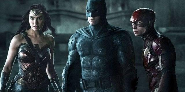 justice league wonder woman batman flash